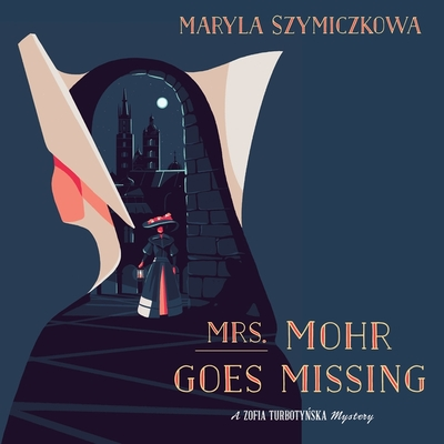 Mrs. Mohr Goes Missing Cover Image