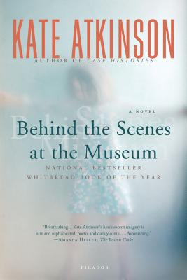 Behind the Scenes at the Museum Cover
