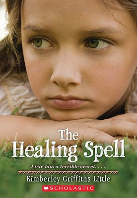 Cover for The Healing Spell
