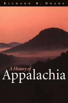 Cover for A History of Appalachia