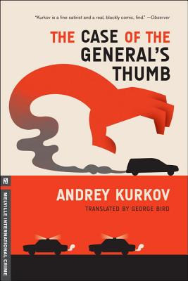 The Case of the General's Thumb Cover