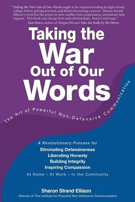 Taking the War Out of Our Words Cover Image