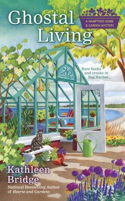 Ghostal Living (Hamptons Home & Garden Mystery #3) Cover Image