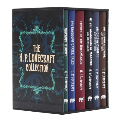 The H. P. Lovecraft Collection: Deluxe 6-Volume Box Set Edition Cover Image