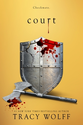 Court (Crave #4) Cover Image