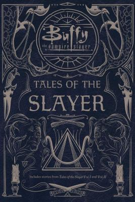 Cover for Tales of the Slayer
