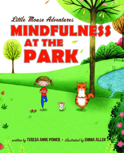 Mindfulness at the Park Cover Image