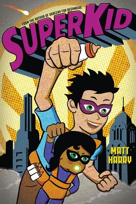 Superkid Cover Image