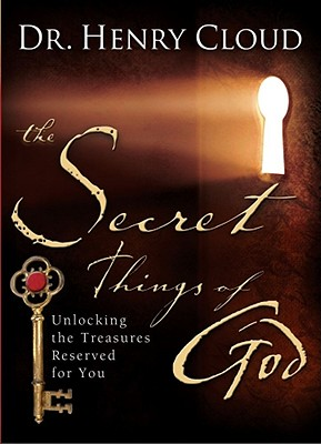 The Secret Things of God Cover