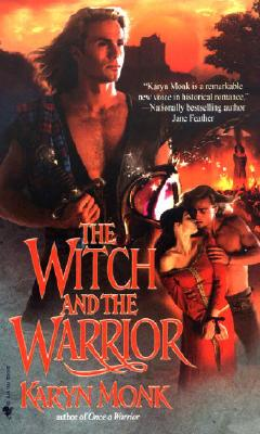 The Witch and the Warrior Cover