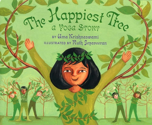 The Happiest Tree: A Yoga Story Cover Image