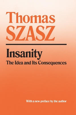 Cover for Insanity
