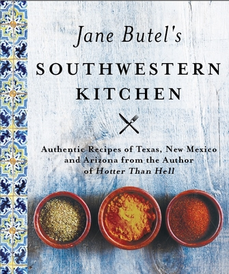 Jane Butel's Southwestern Kitchen Cover