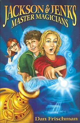 Jackson & Jenks Master Magicians Cover