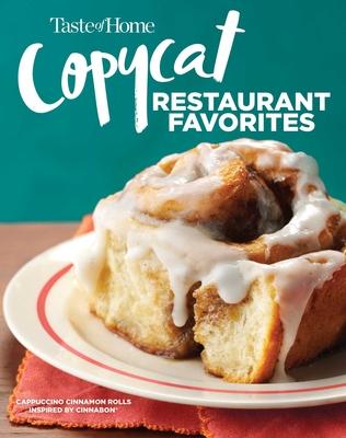 Taste of Home Copycat Restaurant Favorites cover image