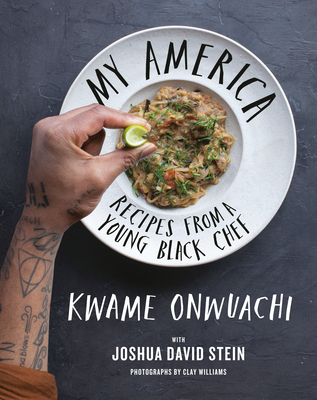 My America: Recipes from a Young Black Chef Cover Image