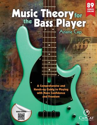 Music Theory for the Bass Player Cover