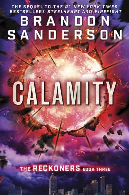 Calamity (The Reckoners #3) Cover Image