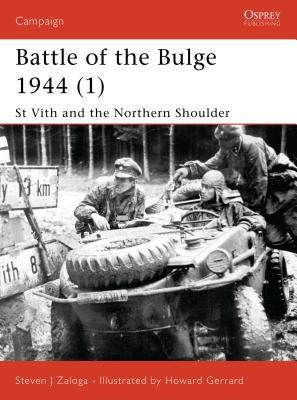 Battle of the Bulge 1944 (1): St Vith and the Northern Shoulder Cover Image