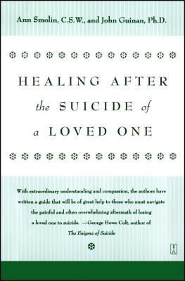Healing After the Suicide of a Loved One Cover Image