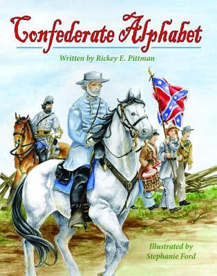 Confederate Alphabet Cover