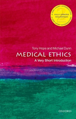 Medical Ethics: A Very Short Introduction (Very Short Introductions) Cover Image