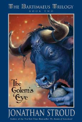 The Golem's Eye Cover
