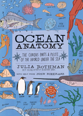 Ocean Anatomy: The Curious Parts & Pieces of the World under the Sea Julia Rothman, Storey Publishing, $16.95,