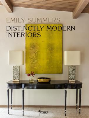 Distinctly Modern Interiors Cover Image