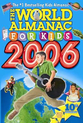 The World Almanac for Kids 2006 Cover