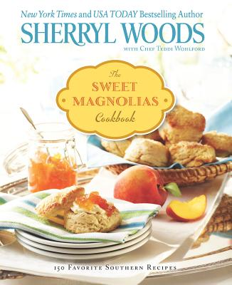 The Sweet Magnolias Cookbook Cover