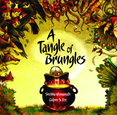 Cover for A Tangle of Brungles
