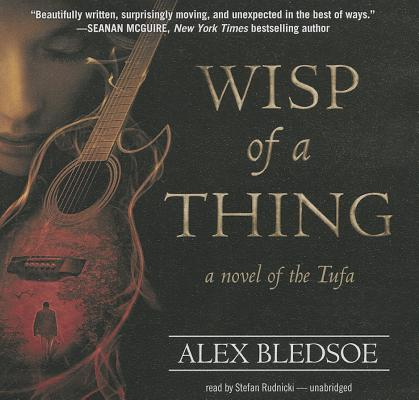 Wisp of a Thing (Tufa Novels #2) Cover Image