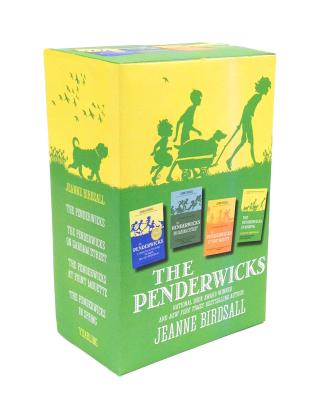 The Penderwicks Paperback 4-Book Boxed Set: The Penderwicks; The Penderwicks on Gardam Street; The Penderwicks at Point Mouette; The Penderwicks in Spring Cover Image