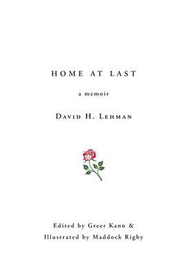 Home at Last: a memoir Cover Image