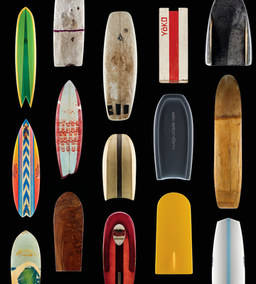 Surf Craft: Design and the Culture of Board Riding Cover Image