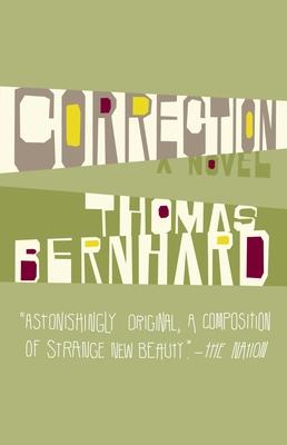 Correction: A Novel (Vintage International) Cover Image