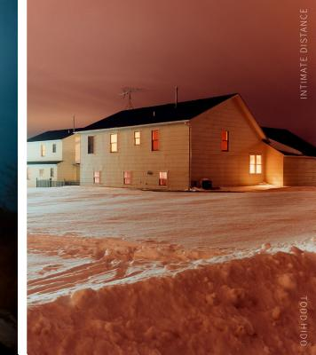 Todd Hido: Intimate Distance cover image