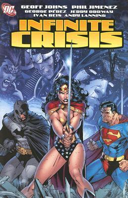 Infinite Crisis Cover