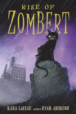 Rise of ZomBert (The Zombert Chronicles) Cover Image