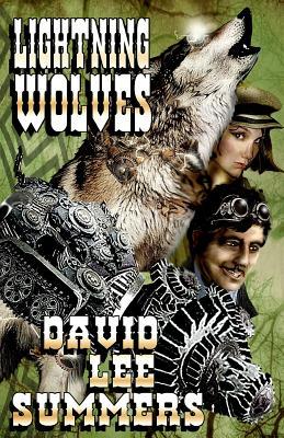 Cover for Lightning Wolves