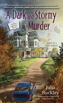A Dark and Stormy Murder Cover Image