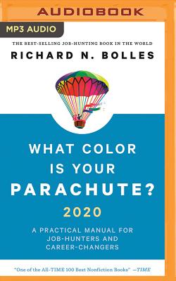 What Color Is Your Parachute? 2020: A Practical Manual for Job-Hunters and Career-Changers Cover Image