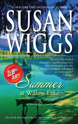 Summer at Willow Lake Cover