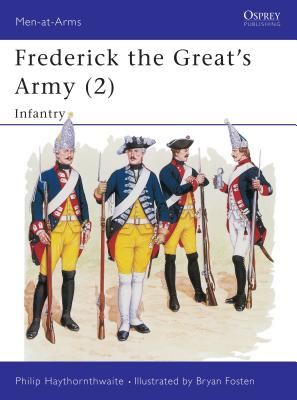 Frederick the Great's Army (2): Infantry Cover Image