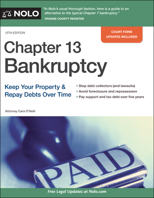 Chapter 13 Bankruptcy: Keep Your Property & Repay Debts Over Time Cover Image