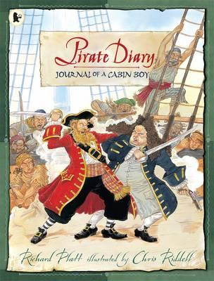 Pirate Diary Cover Image