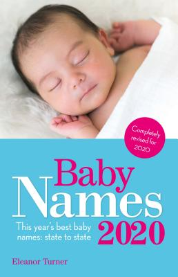 Baby Names 2020 Us Cover Image