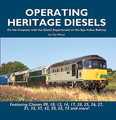Operating Heritage Diesels Cover Image