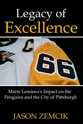 Legacy Of Excellence: Mario Lemieux's Impact on the Penguins and the City of Pittsburgh Cover Image